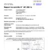 CF100 Rapport OFI-résistance, compression, conductivité thermique (FR)