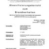 COMPACFOAM – Rapport Classement au Feu 2011
