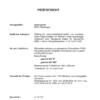 FIW Evaluation Caractéristiques Thermiques Purenit 2010-09-08