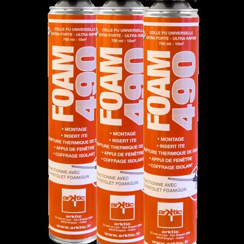 Foam490 Bombe x3